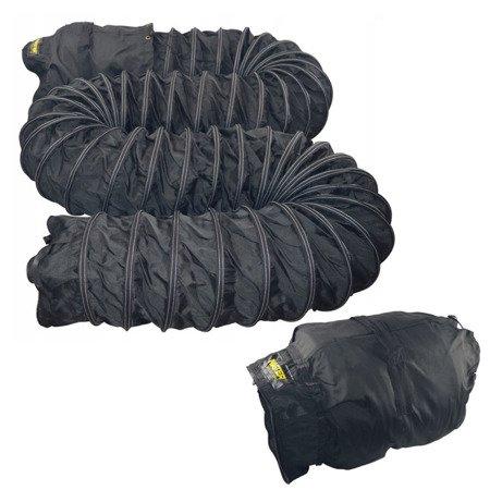 Giętkie przewody czarne + torba 7,6 m, 450 mm Master do BV 310, 4515.363