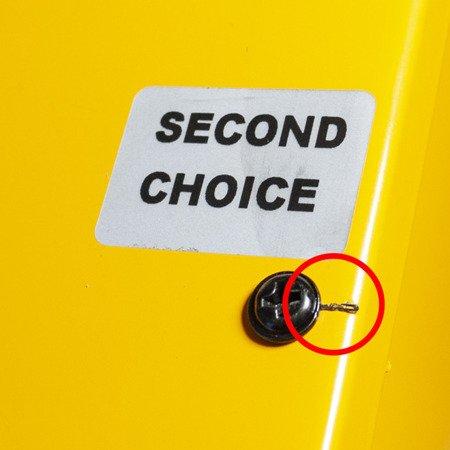 Nagrzewnica elektryczna Master B 9 EPB Second Choice