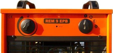 Nagrzewnica elektryczna Master Remington 9 EPB