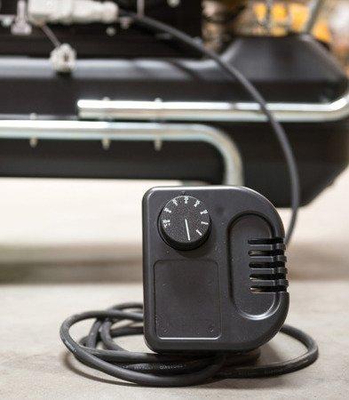 Nagrzewnica olejowa Master B 150 CEG + termostat TH5 3-metrowy