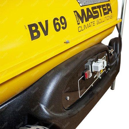 Nagrzewnica olejowa Master BV 69