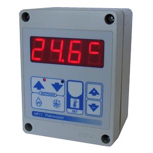 Termostat elektroniczny THD z 5-metrowym przewodem Master, 4150.133
