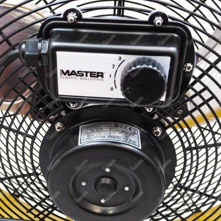 Wentylator osiowy Master DF 20 P